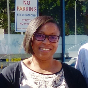 Carlene Parchment, NICE FIT trial manager